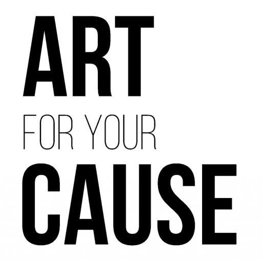 Art for your cause logo