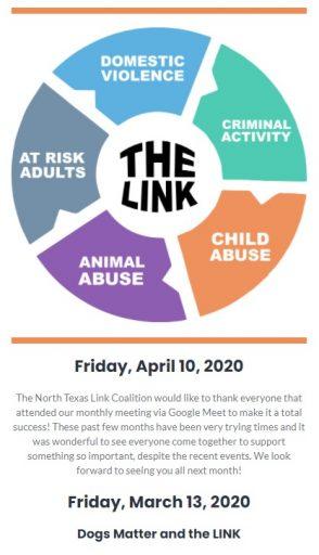 North Texas LINK Coalition logo
