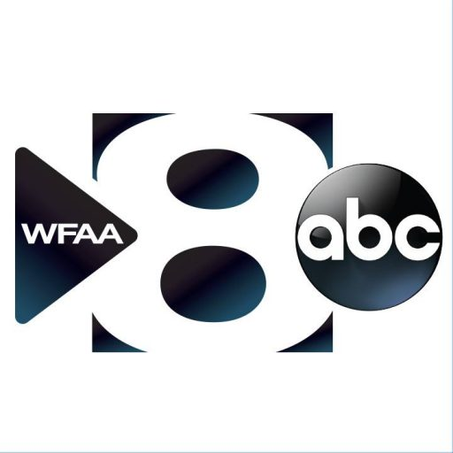 WFAA Channel 8 News logo
